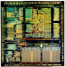 Nope, it isn't actually a picture of the SX52 die, but it looks nice doesn't it?